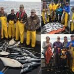 07-25-2017 King Fish Flat Fish Ling Fish Shiny Silver Fish!