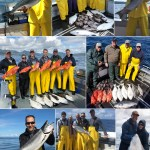 07-01-2018 Some perfect eater halibut, kings, and yelloweyes!