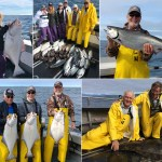 08-20-2018 Super sized Silvers, Kings, and a releaser Halibut tops the day!