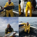 6-23-2019 Flatties and other fishing action!