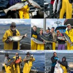 6-5-2019 A releaser halibut and lots of Kings!