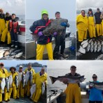 08-24-2019 A fat releaser halibut tops the day!