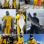 09-05-2020 Beautiful Halibut, killer Kings, and Resident Lings make a great day!