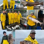 6-24-21 Some nice Kings and Lings on a wet day!