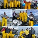 7-16-21 The tagged Halibut was a bonus catch today!