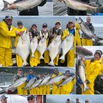7-21-21 Bright Kings and keeper Halibut bring excitement!