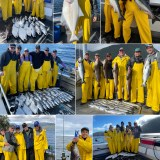8-30-21 Successful fishing on a windy sunny day!