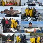 9-15-21 A variety pack kind of day with a bonus Salmon Shark!