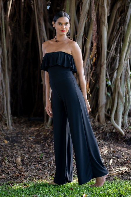 Havana Jumpsuit in Black
