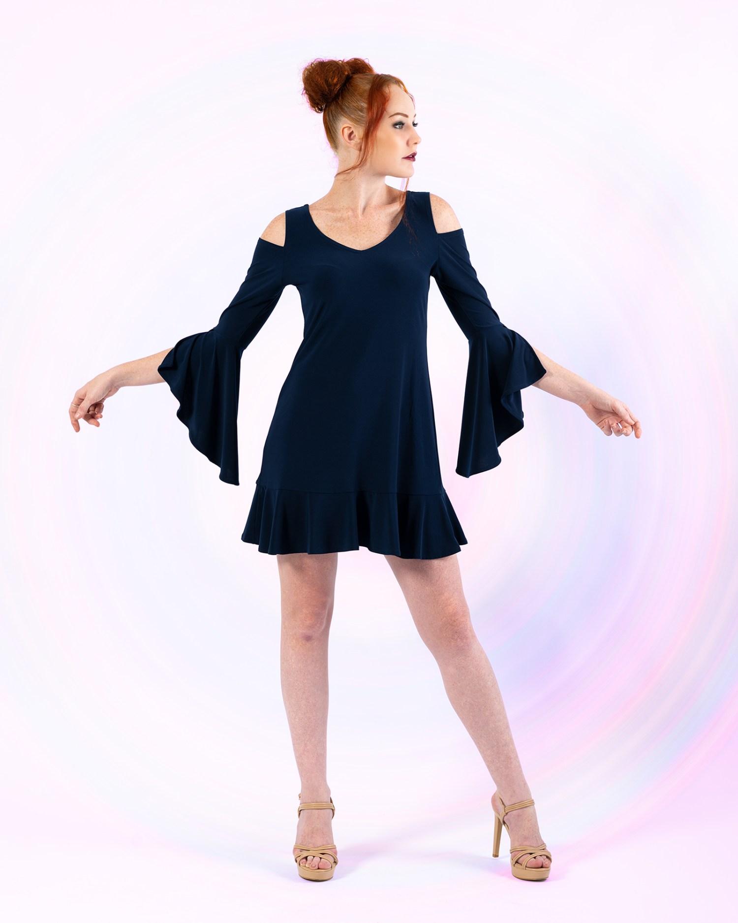 La Dolce Vita Dress in Block Colours