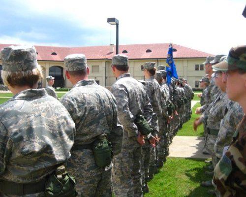 air force veteran nurse