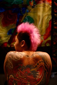 No Tattoo Friendly Gyms in Japan