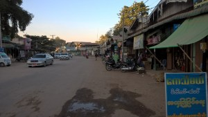 bagan city old town