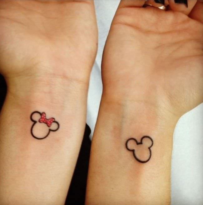 Tattoos For Couples 2018