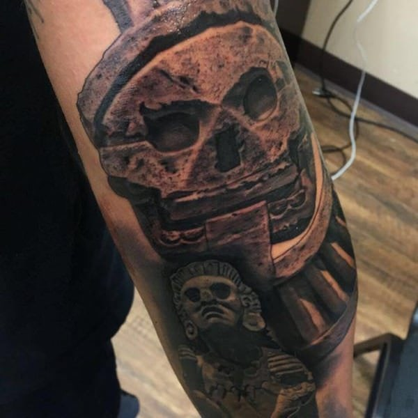 Background Tattoo Designs For Men