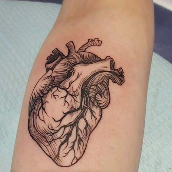 Tattoos With Heart