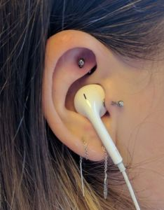 Recommendations also rook piercing pain price  aftercare tips with examples rh wildtattooart