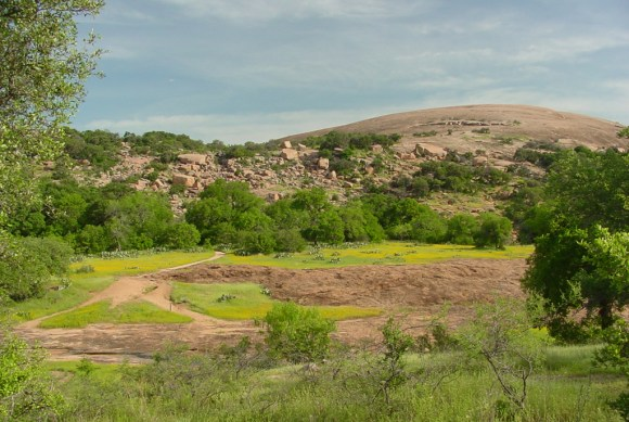 Enchanted Rock Misadventure