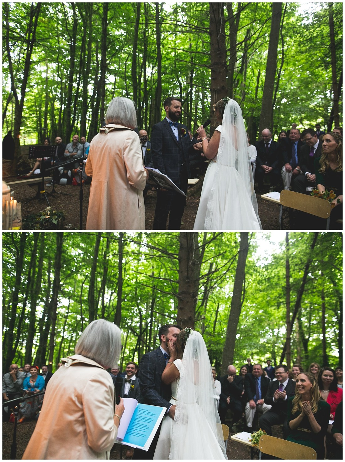 Woodland Wedding - Killyon Manor - Hill of Down, Meath