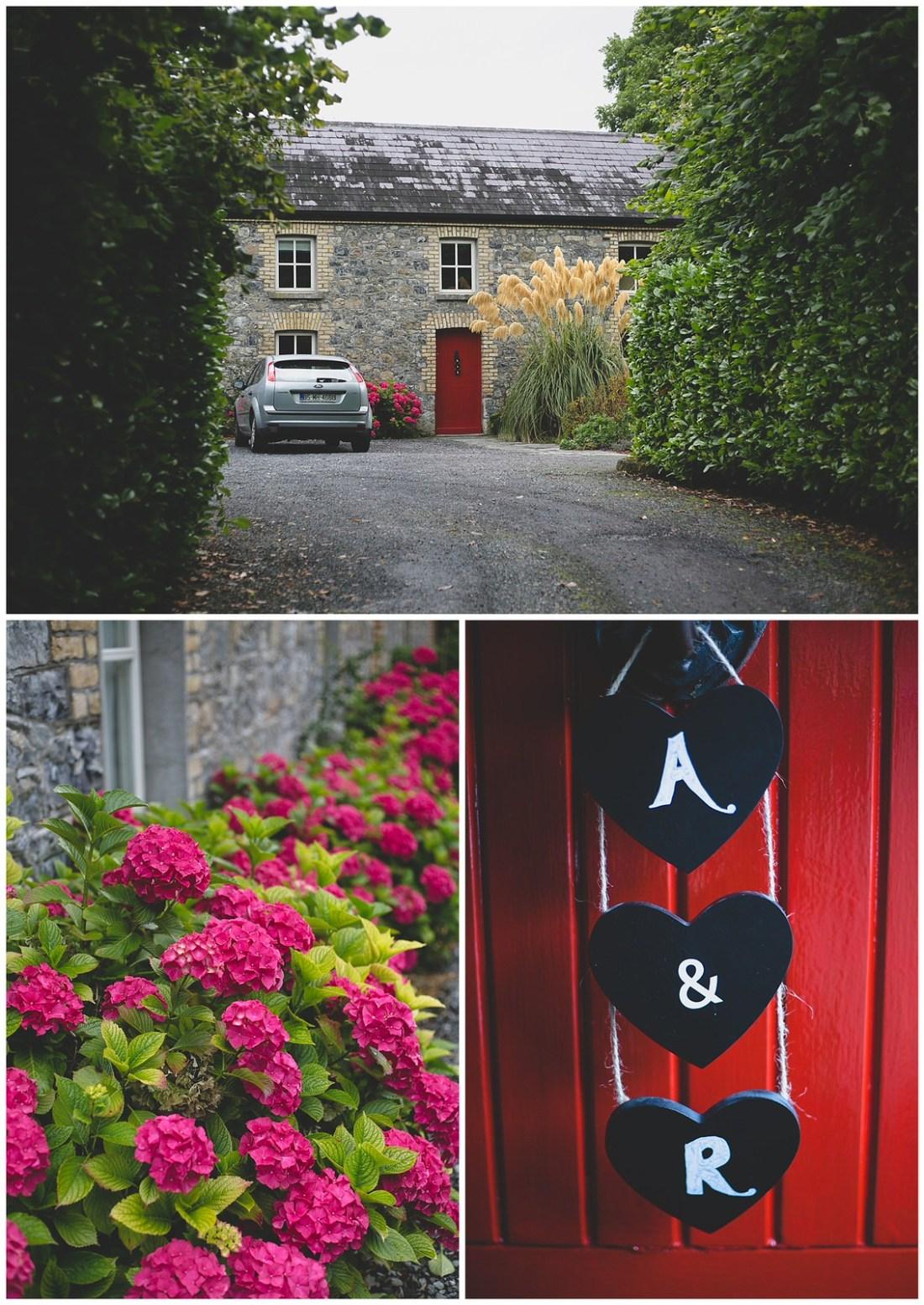 Kindalin or Conroys House at Mount Druid