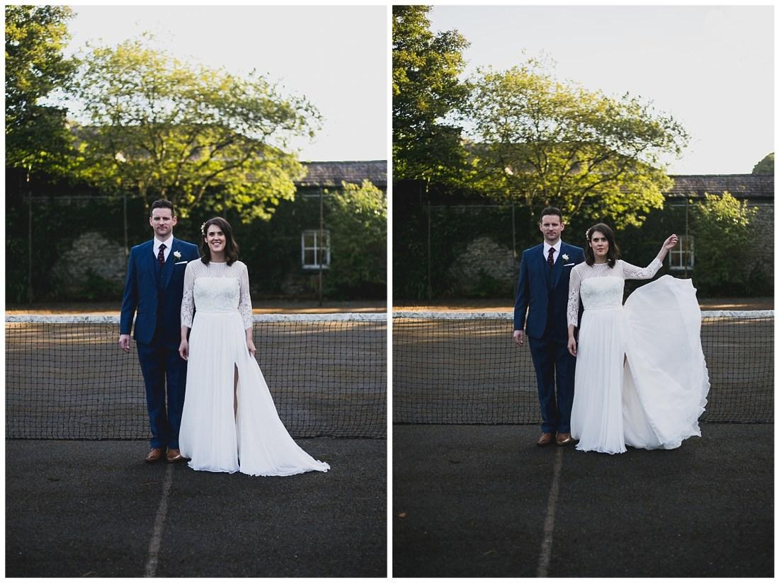 Modern & Stylish Rathsallagh House Wedding