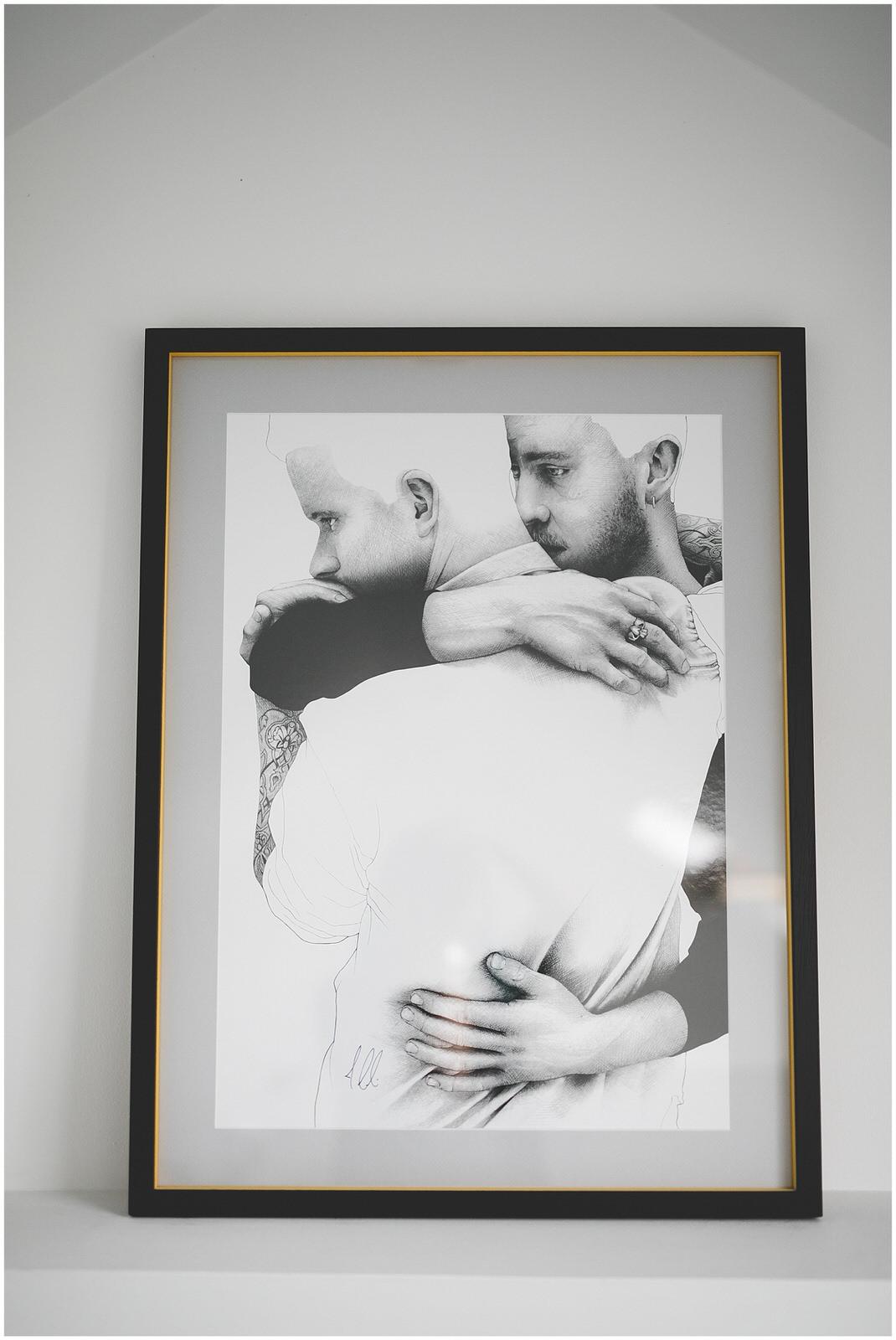 Joe Caslin print