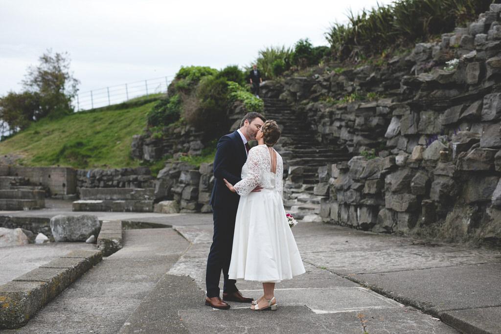 wedding portraits in Dun Laoighre