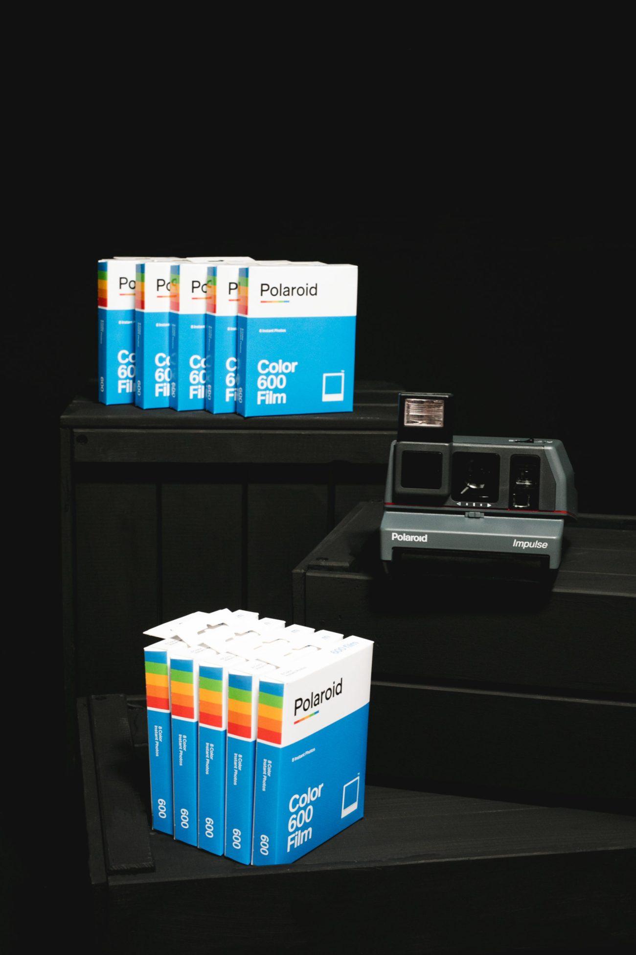 Polaroid 600 Impulse Camera to buy Ireland