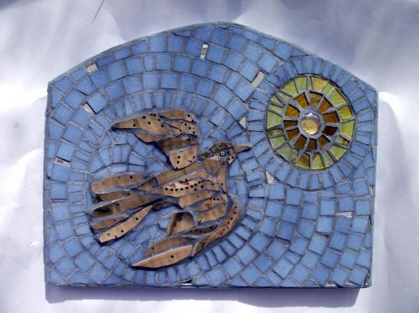 Indoor Outdoor Mosaics Sculpture Garden Mosaic Tables