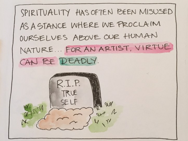 5 - Virtue can be deadly
