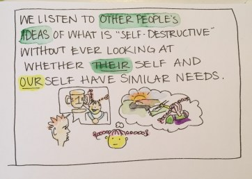 13 - other people's needs