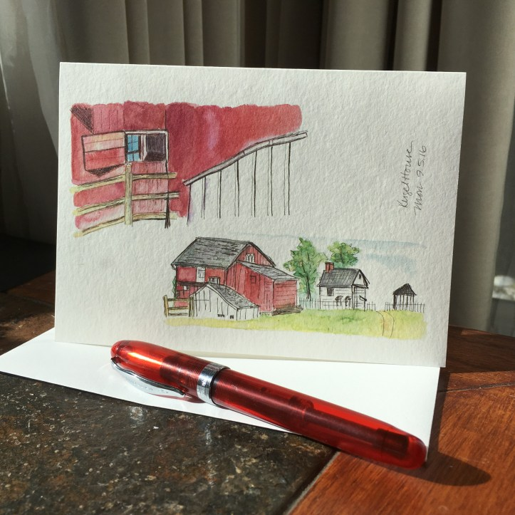 #2016-005 Klingel House study