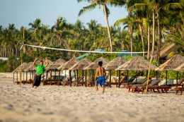 Beach Volleyball, Ngwe Sawng