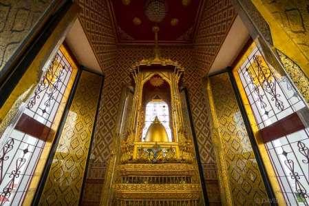 Wat Ratchanatdaram. ©davidbristow