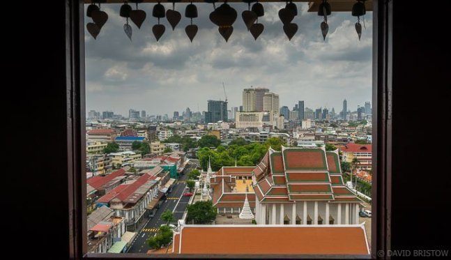 Golden Mount offers much more than awesome 360 degree Bangkok views.