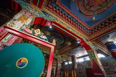 local Namkha Monastery