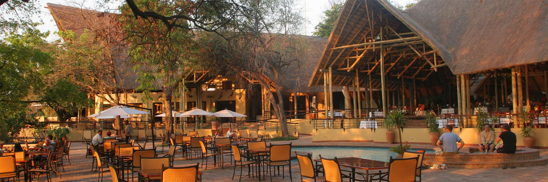 Top hotels in Chobe National Park