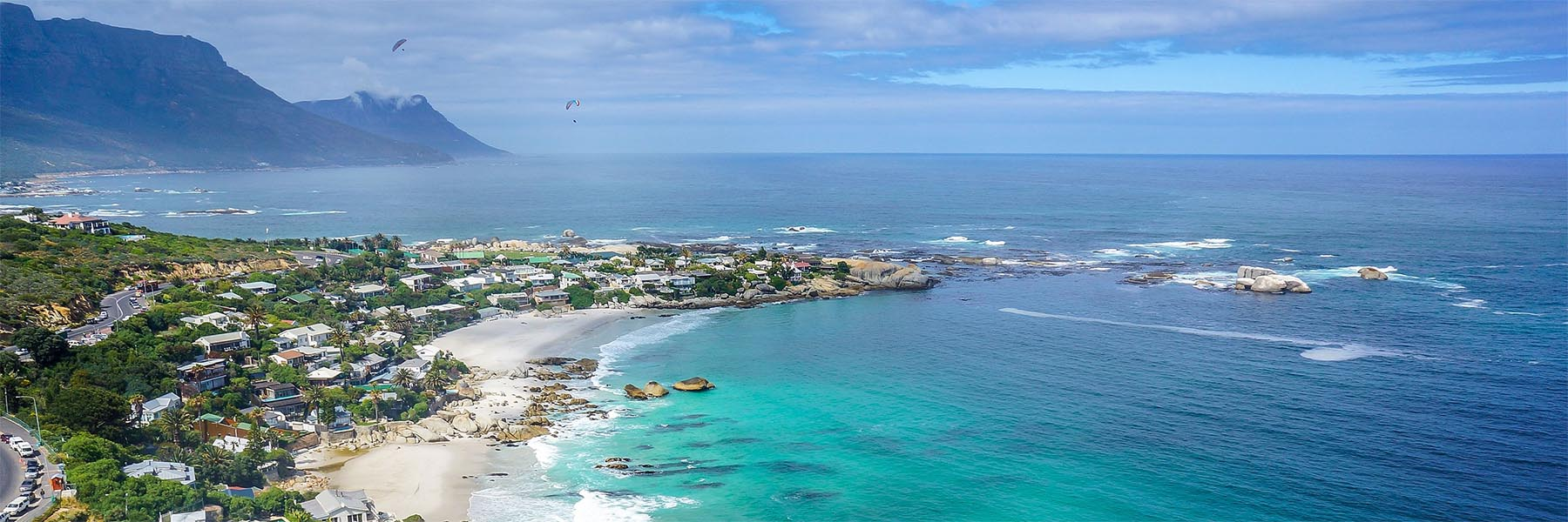 Best beaches of South Africa