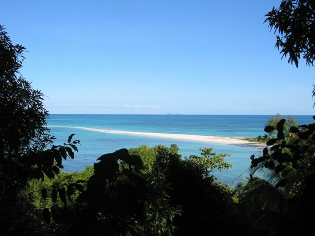The beautiful island country of Madagascar