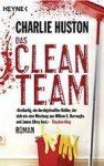Charlie Huston: Clean Team, Roman