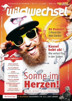 HipHop, Reggae und Rock: Dendemann führt neue Bandbestätigungen für das AStA Sommerfestival an!