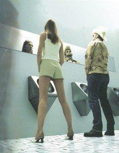 Umweltfreundliche Urinale - Das Geschäft mit dem Geschäft!