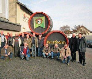 Tradition: Das Brauereifest in Westheim!