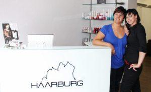 Haarburg: Starfriseur Andreas Wendt