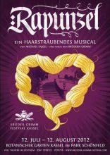 Rapunzel in Kassel - Brüder-Grimm-Festival