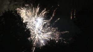 175. Wolfhager Viehmarkt endet mit Feuerwerk!