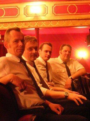 Reaktor-Party im ARM - Tanz, Theater und Konzert