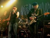 Rockgeschichte mit der Steven Stealer Band in Bad Zwesten