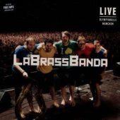 LaBrassBanda - Live – Olympiahalle München (Trikont)