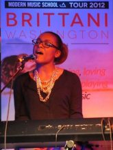 Space for Music - Brittani Washington im Ww-Interview